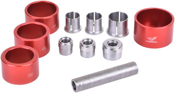 Wheels Manufacturing 11-piece Sealed Bearing Extractor Set Tool Wob Set 11pc