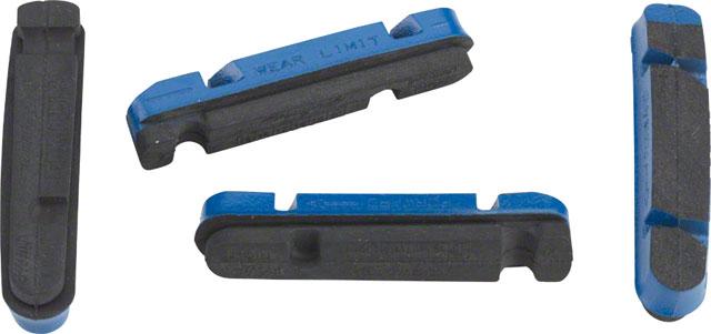 v2 Set//4 Campagnolo Brake Pads for PEO Rims