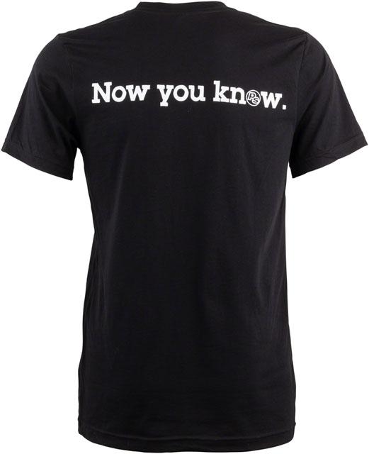 Presta vs Schrader T-Shirt - MPROBS05