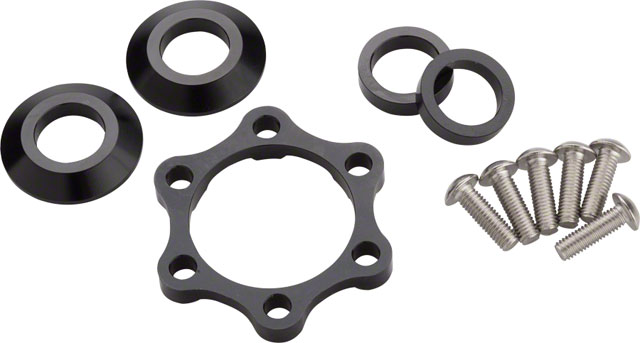 Booster Hub Spacing Kit - Front - K5143