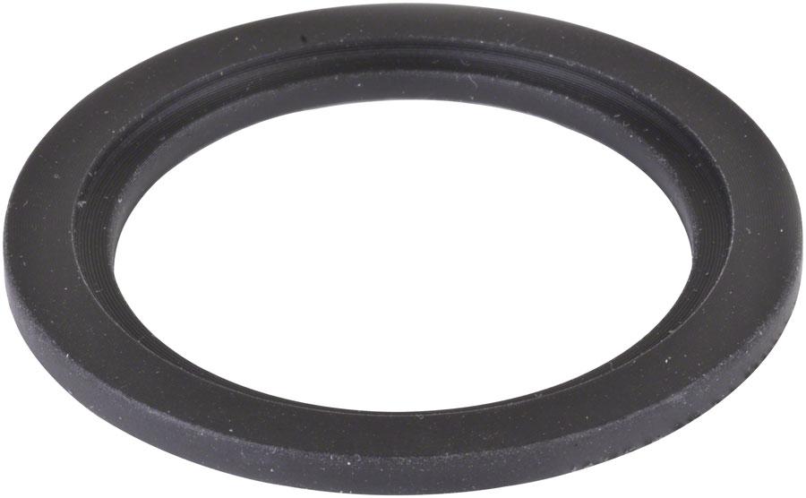 Wheels Manufacturing .7mm Black Aluminum Bottom Bracket Spacer
