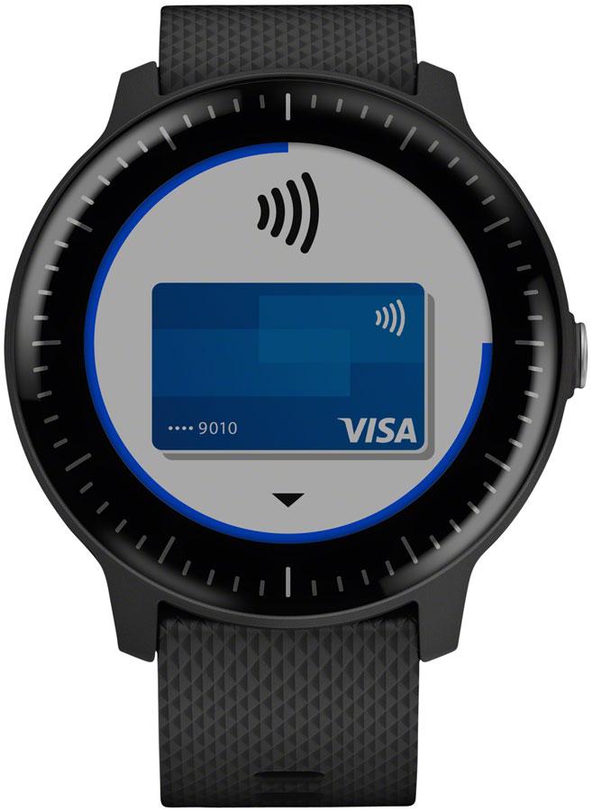 Garmin Vivoactive 3 Musik GPS Smartwatch Fitness ...
